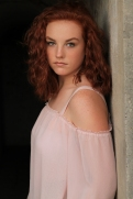 Portraits taken at Ft. Morgan, AL by Jenni Guerry Photography
