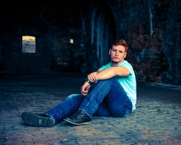 Senior Session as Ft. Morgan, AL - photography by Jenni Guerry Photography