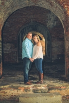 Couple Session - Photographed at Ft. Morgan, AL by Jenni Guerry Photography