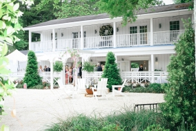 Little Point Clear - Venue in Point Clear, Alabama photographed by Jenni Guerry Photography